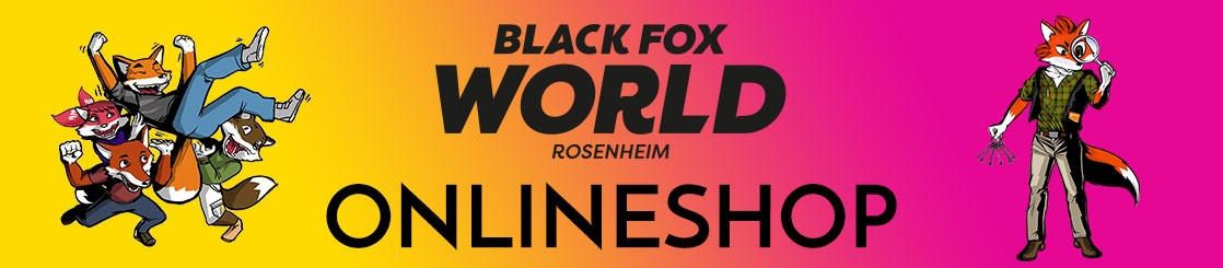 Black Fox World Web Shop
